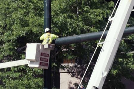 Lumin8 Traffic Signal and Lighting Maintenance